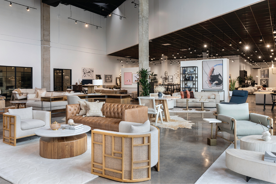 Austin Showroom Opening Four Hands Blog, Four Hands Home Outdoor Furniture