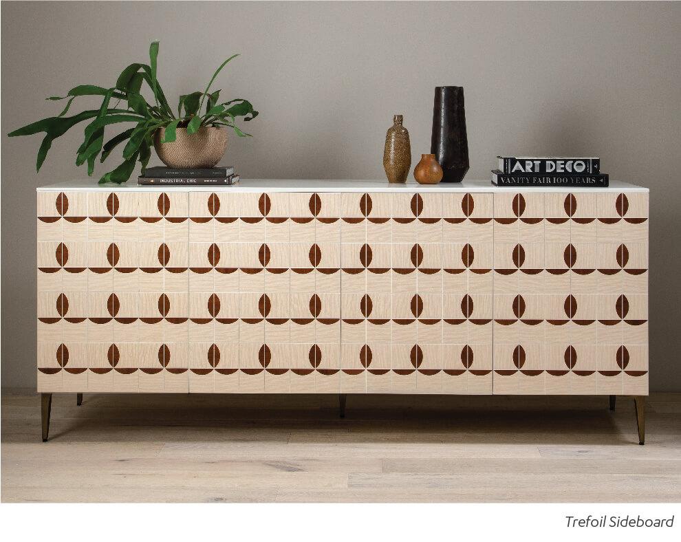 Trefoil Sideboard