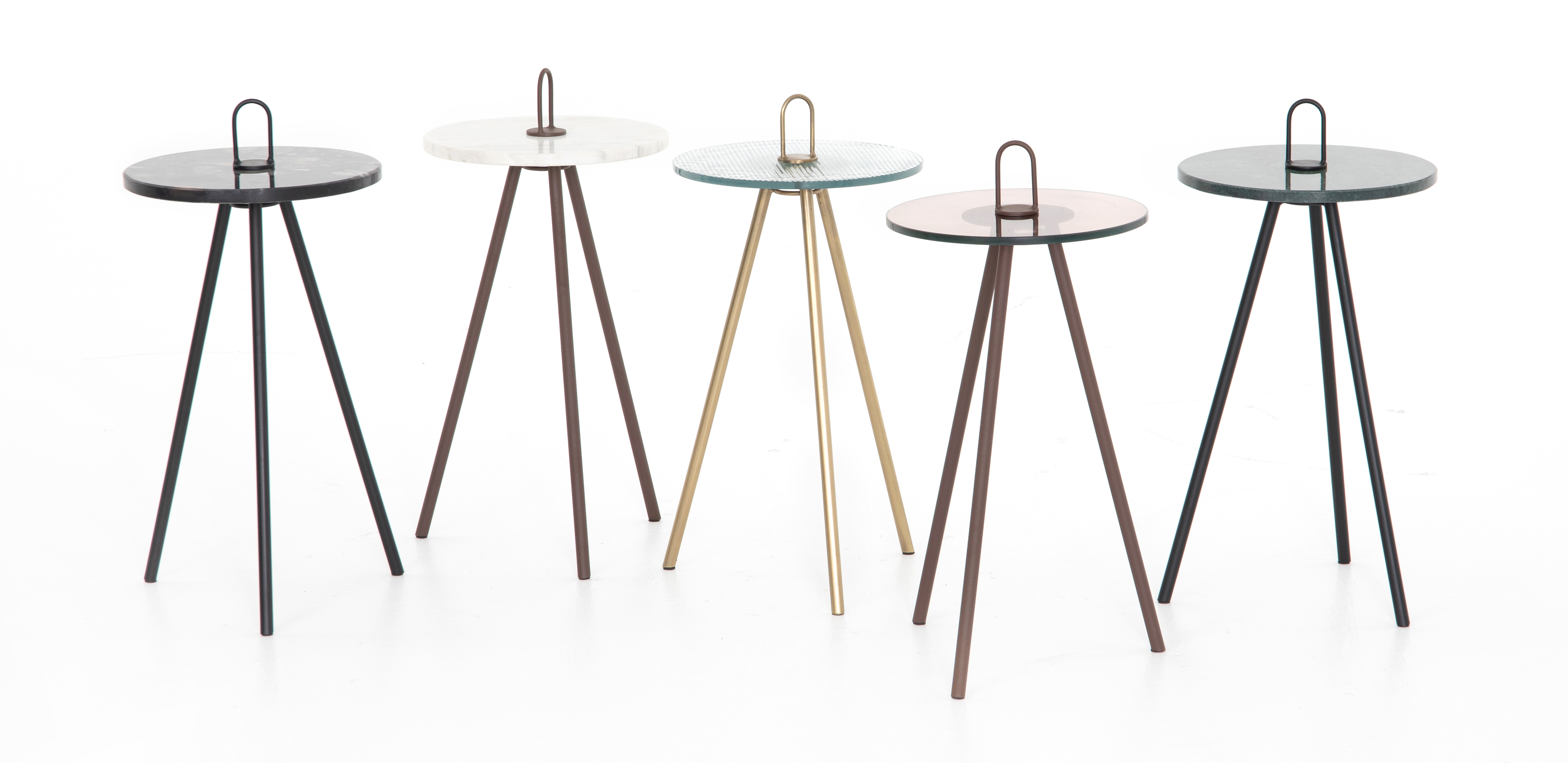 Alva Accent Tables