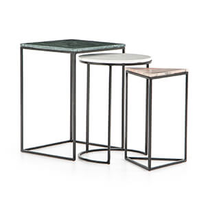 Amari Nesting End Tables