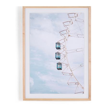 Art Trends Ferris Wheel by Markus Bex