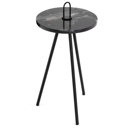 Marble Alva Accent Table