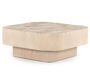 Fall 2020 Trends Blanco Coffee Table