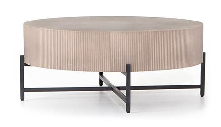 Jolene Outdoor Coffee Table Four Hands