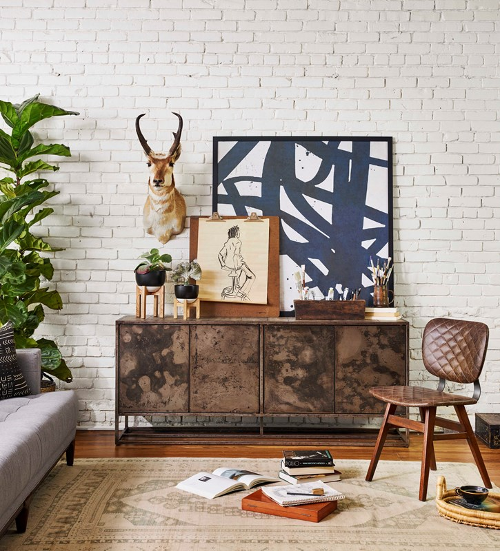 Featured:  Roman Sideboard