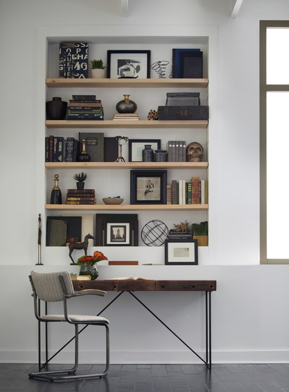 Featured: Bina Wright Desk