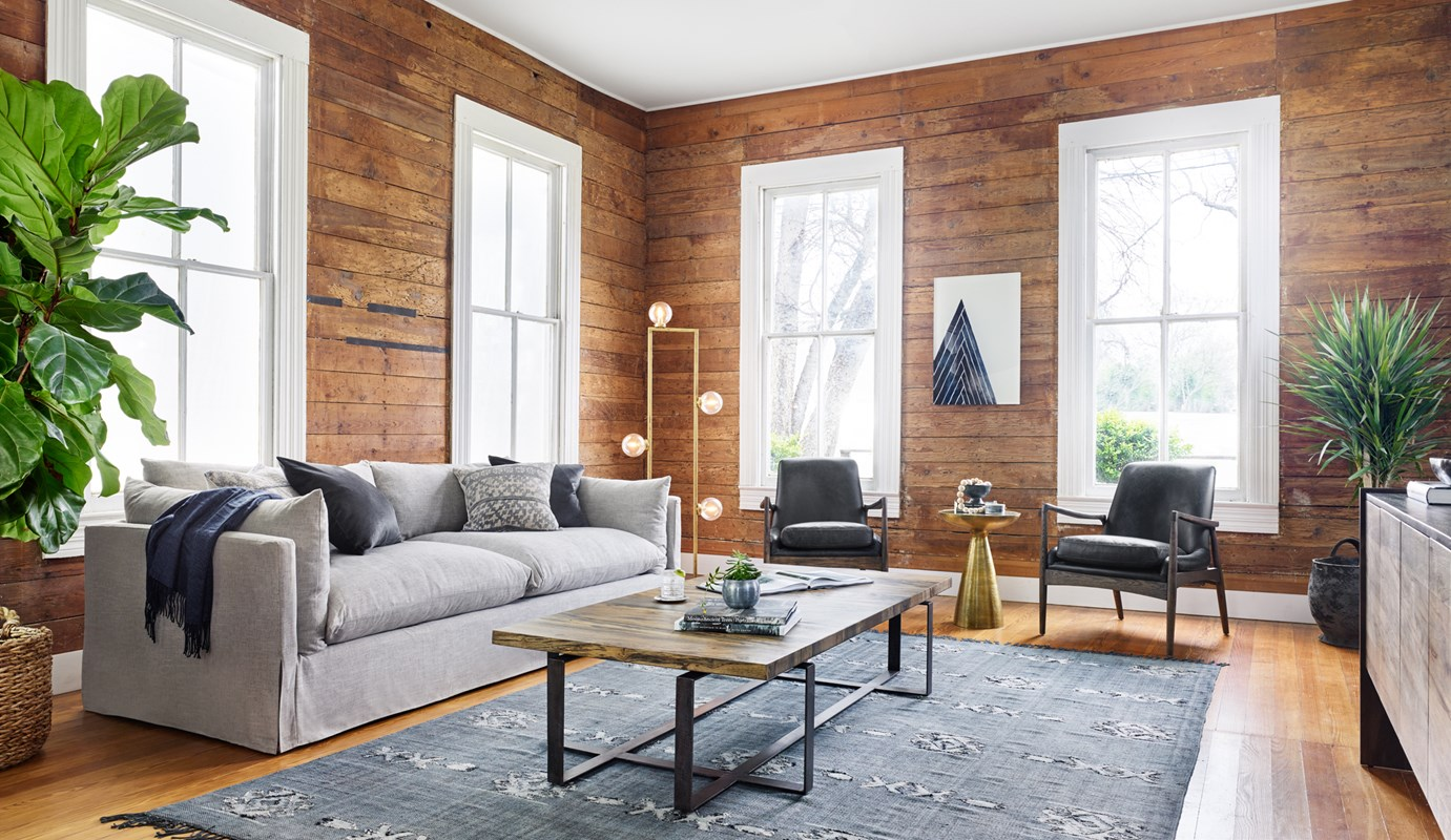 From Left To Right Atelier Habitat Sofa Wesson Brant Coffee Table Hutton Clara