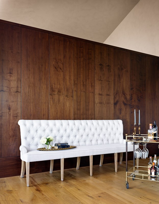 Featured:  Banquette