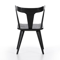 Fabulous Ripley Dining Chair Black Oak Four Hands Look Book Ocoug Best Dining Table And Chair Ideas Images Ocougorg